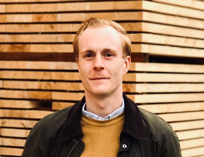 Oskar Joelsson - Bjernareds Sågverk