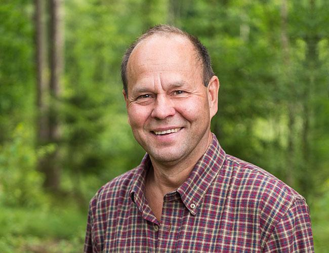 Stefan Karlsson - Delägare på Bjernareds Såverk