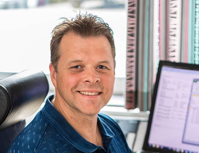 Henrik Carlsson - Lager, logistik och personal